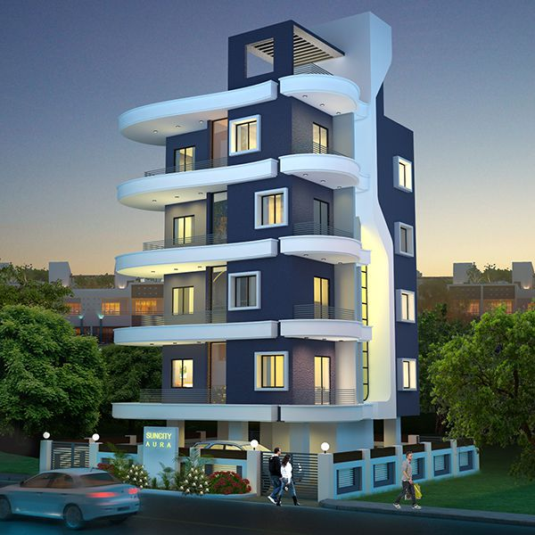Contemporary Apartment Design Exterior Us Designers Our Work